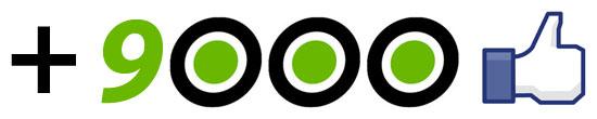O Boleia.net já conta com 9000 fãs no Facebook!