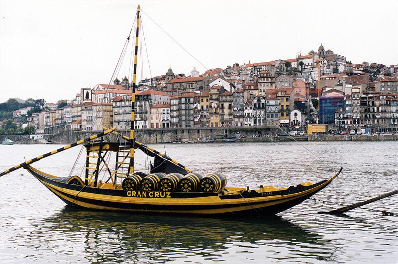 O Douro e o Porto