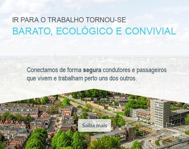 Empresas à Boleia é o serviço de carpooling entre colaboradores