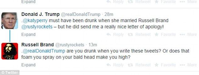 Resposta de Russel Brand ao D. Trump