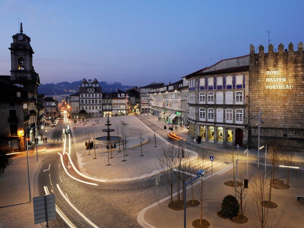 Partilhas de carro em Guimarães