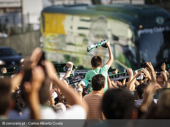 Boleias para o Porto para ver o Sporting - Porto ao Dragão